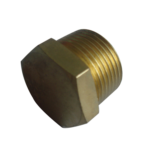 Forged male end cap pipe fittings from china manufacturer