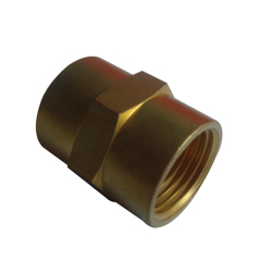 Forgedn Copper Doulbe Female Thread Fittings