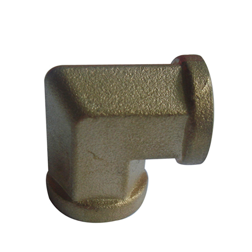 Forged brass equal elbow fittings from china manufacturer
