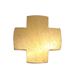 Brass Female Equal Cross Fittings