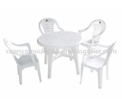 Outdoor Table Mould/chair mold