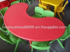 plastic Injection Table Mould / Mold