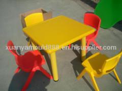 plastic children's table mould