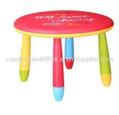 Plastic table mould/stool mould /desk mould