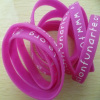 Wholesale Free Shipping 100pcs/lot Silicone Bracelet