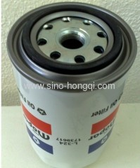 Auto oil filter 1739617 for MANN / IVECO