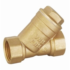 Brass Y-Strainers With Female Thread End