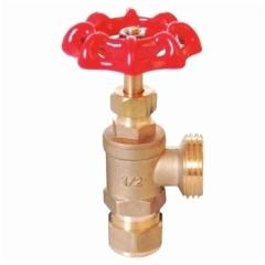 Brass Boiler Drain Valve