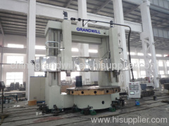 CK5235E Series CNC Double Column Vertical Lathe