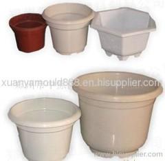 plastic flower pot mould/mold