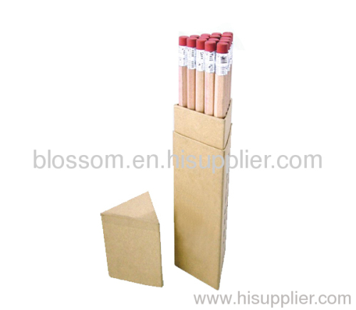 Natural 7inch & 3.5inch wood pencil HB lead cheap