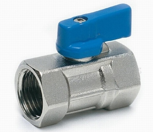 Advantages of ball valves