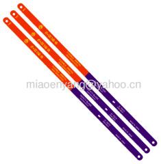 hacksaw blade,Bimetal hacksaw blade,hack saw blade,flexible hacksaw blade,hand hacksaw blades