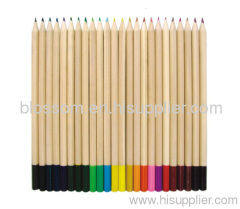 Natural 7inch & 3.5inch color wood pencil cheap