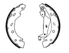 SMART FORTWO rear brakes