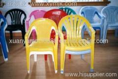 Injection chair mould/mold