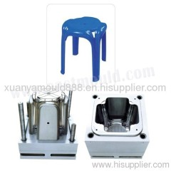 plastic stool mould/injection stool mold