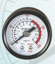 Pressure Gauge For Air Pump