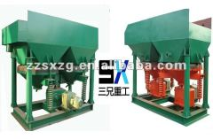 significant jigger for gravity beneficiation