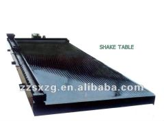 mineral shake table