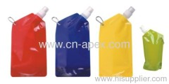 water bags PE bag drink bag environment friendly bag