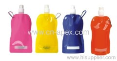 outdoor bag plastic bag wate bottle