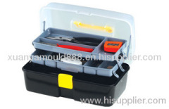 injection mould/Plastic Industrial Tool Box Mould