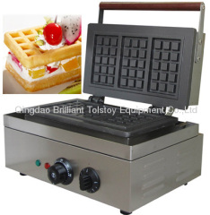 hot selling rectangle waffle maker