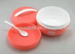plastic children's lunch box mould