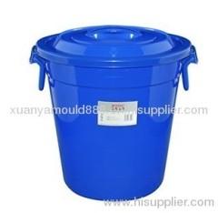 plastic bucket mould/mold