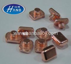 Brass Contact Rivet