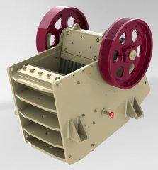 high capacity durable stone crusher
