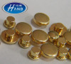 Gold Plated Bimetal Contact Rivet
