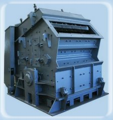 good particle shape rock crusher machine
