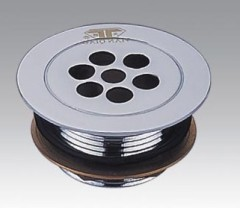 Brass Chrome Plated Waste Drain