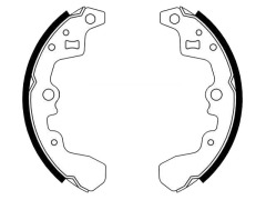 rear brake shoe sets SUZUKI SWIFT size