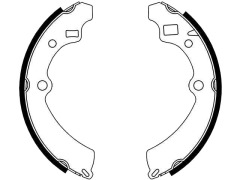 SUZUKI SAMURAI rear brake shoe set