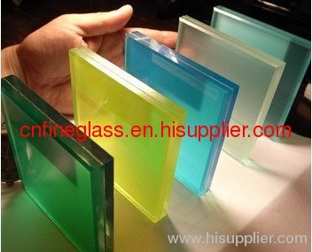 High visible reflective glass from Yantai