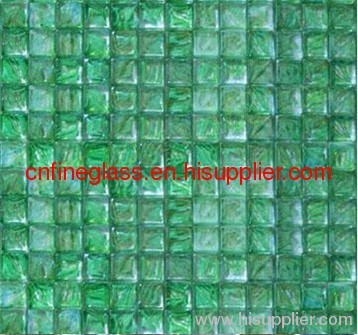 Marble Mixed Glass Mosaic