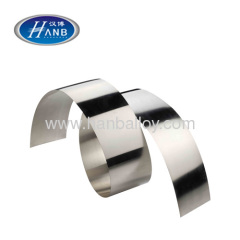 Silver Alloy Strip for Micro-motor Brush