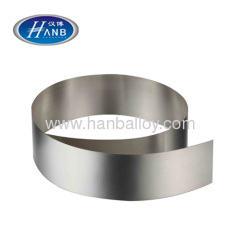Silver alloy strip for relay with ROHS approved