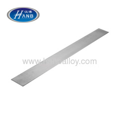 Sliver Alloly Contact Strips