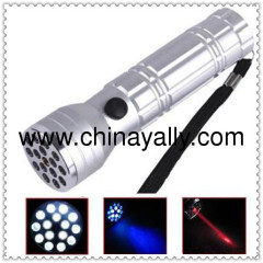 Led Laser flashlight