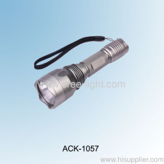 C10 Aluminum T6061 CREE LED Flashlight ACK-1057