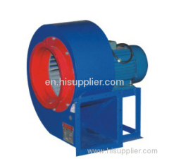 XYF-A/B/C Series Multi-vane Low Noise Centrifugal Fan