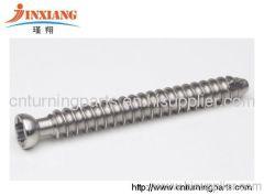 Chinese metal precise bone screws