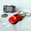 2 LED Solar Keychain Light Toy