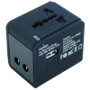 Travel Adapter with USB Charger