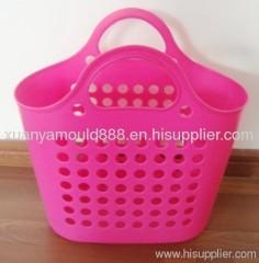 plastic Vegetable basket of mould
