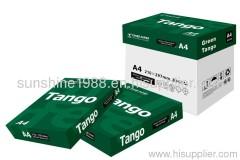 Tango brand A4 copy paper